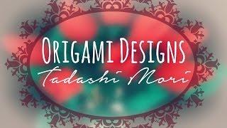 Origami Designs, by Tadashi mori