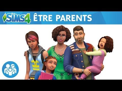 Les Sims 4 Être parents : bande-annonce officielle