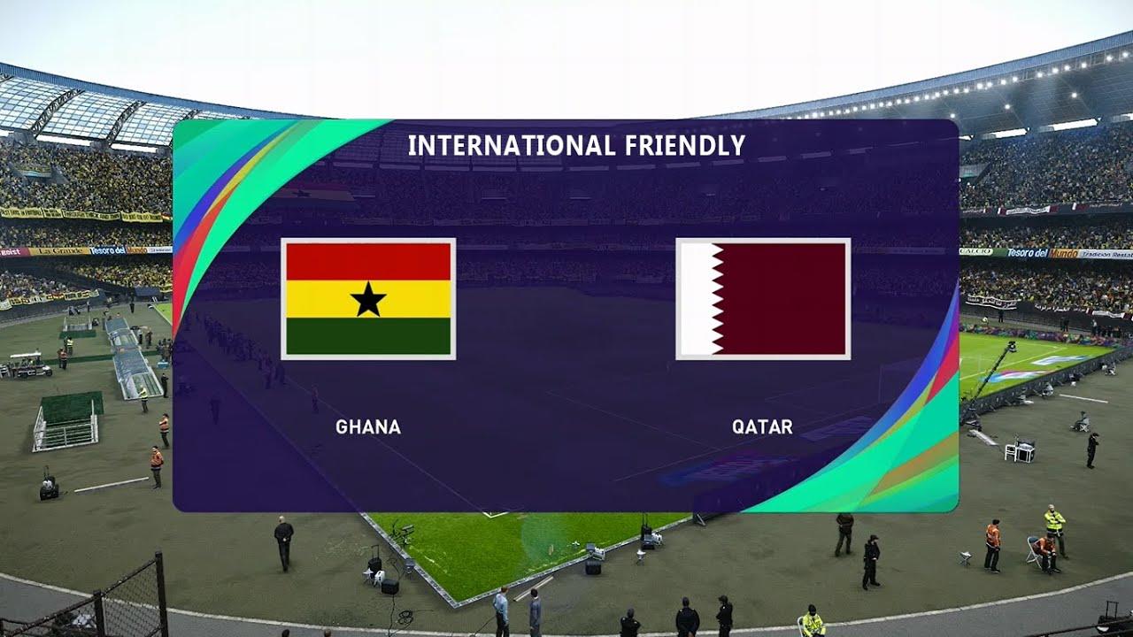 Ghana vs Qatar ⚽   International Friendly (12/10/2020 ...