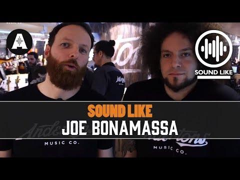 Sound Like Joe Bonamassa/Black Country Communion   Without Busting The Bank