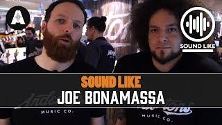 Sound Like Joe Bonamassa/Black Country Communion | Without Busting The Bank