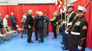 Carlstadt Vietnam Veteran Receives Bronze Star and Purple Heart
