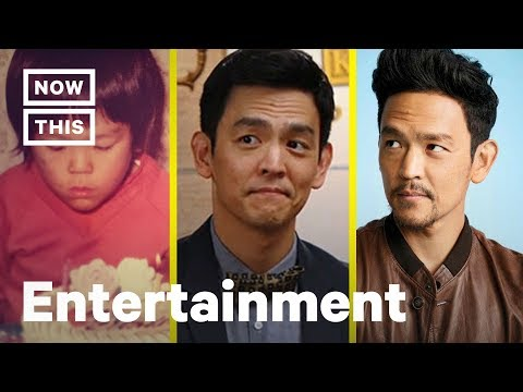 The Evolution Of John Cho  NowThis