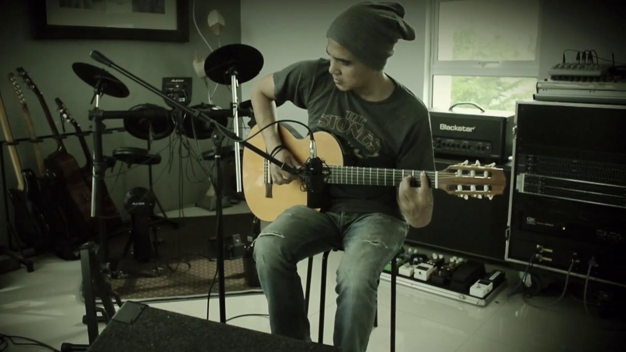 Ramadan - Maher Zain - Gitar Akustik - Acoustic Guitar -Instrumental -  Cover - Fingerstyle