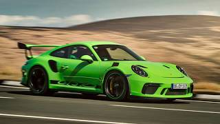 Porsche 911 GT3 RS 2019 Car Review