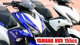 Yamaha NVX 155cc Review ▶ Đánh giá và Trải nghiệm Xe tay ga thể thao cao cấp