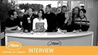 LE GRAND BAIN - Cannes 2018 - Interview - VF