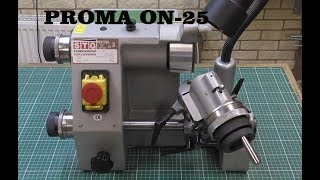 Станок для заточки инструмента  PROMA ON-25