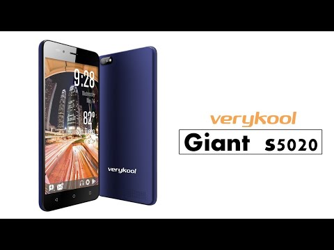 Verykool Giant S5020 Android Phone Review - Tech Bazaar