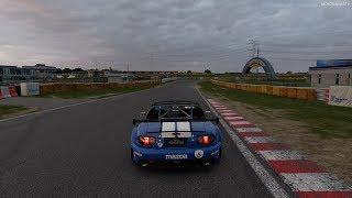 Gran Turismo Sport - Mazda Roadster Touring Car Gameplay [4K PS4 Pro]