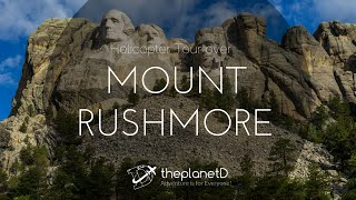 Mount Rushmore and Crazy Horse Helicopter Tours