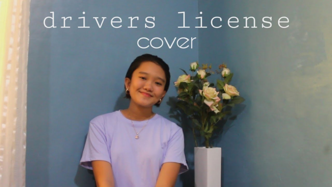 drivers license //  Olivia Rodrigo (Cover)🖤