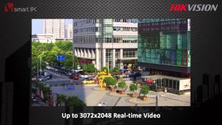 HIKVision Smart IP Cameras