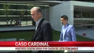 Filho de Cardinal andou  à bofetada na escola
