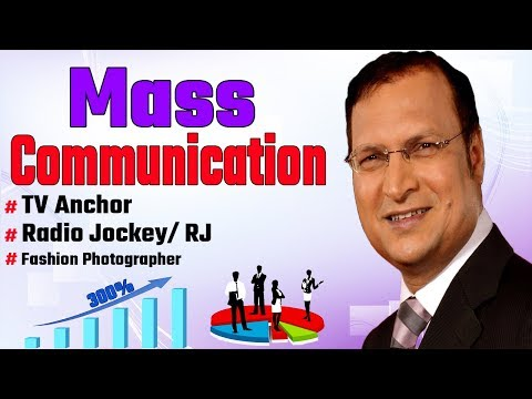 Career in Mass Communication After 12 And After Graduation |  Scope In Mass Communication Filed