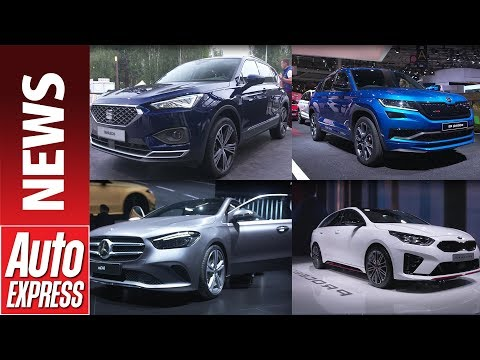 Paris Motor Show 2018 - the highlights
