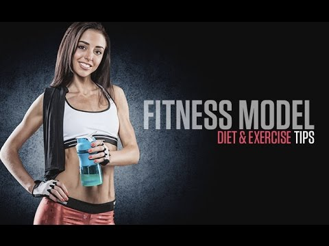 3 Fitness Model Exercise and Diet Tips (TOTAL TIME SAVERS!!)