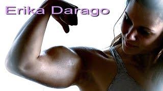 Erika Darago women's biceps 💪 are wonderful 💓