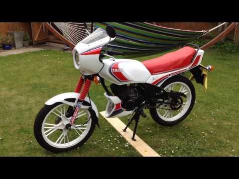 Yamaha RD50MX with