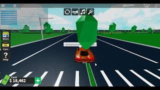 Buying the lamborghini aventador at Vehicle Tycoon Roblox!