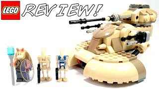 LEGO Star Wars 75080 AAT Review! (2015)