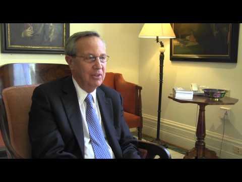 Everybody Has a Story with Yale University President Richard Levin