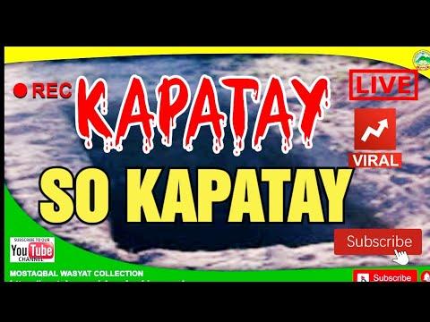 karugun o kapatay - ALEEM BASHIER MANALAO MOSTAQBAL (Former Governor Lanao del Sur)