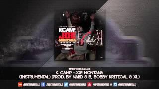 K. Camp - Joe Montana [Instrumental] (Prod. By Nard & B, Bobby Kritical & XL)
