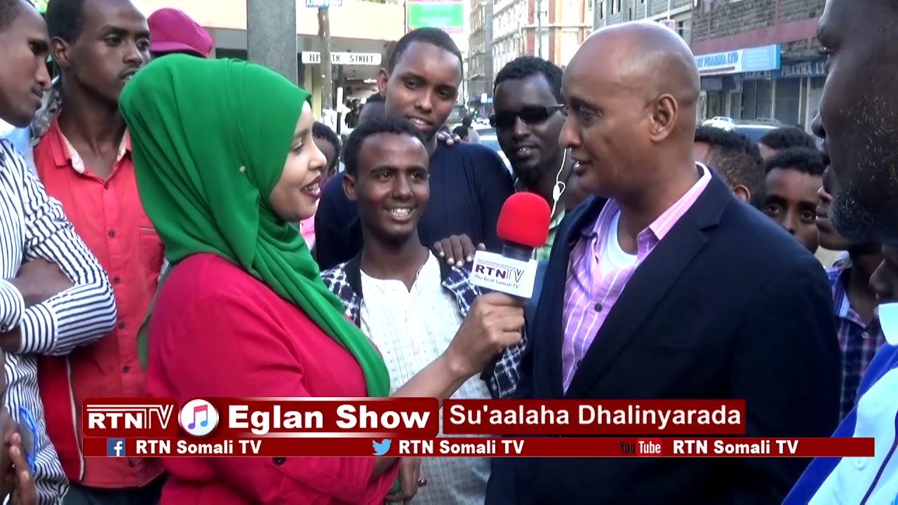 RTN TV: Eglan Show Su'aalaha dadweynaha qeybta 2aad