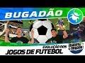 🌎 Jogos de Futebol até o FIFA 18 e PES 18