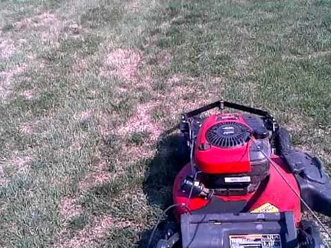 Toro Dethatcher For Toro Push Mower Youtube