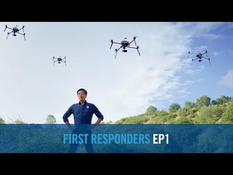 Project First Responders – Welcome to the Drone Revolution!