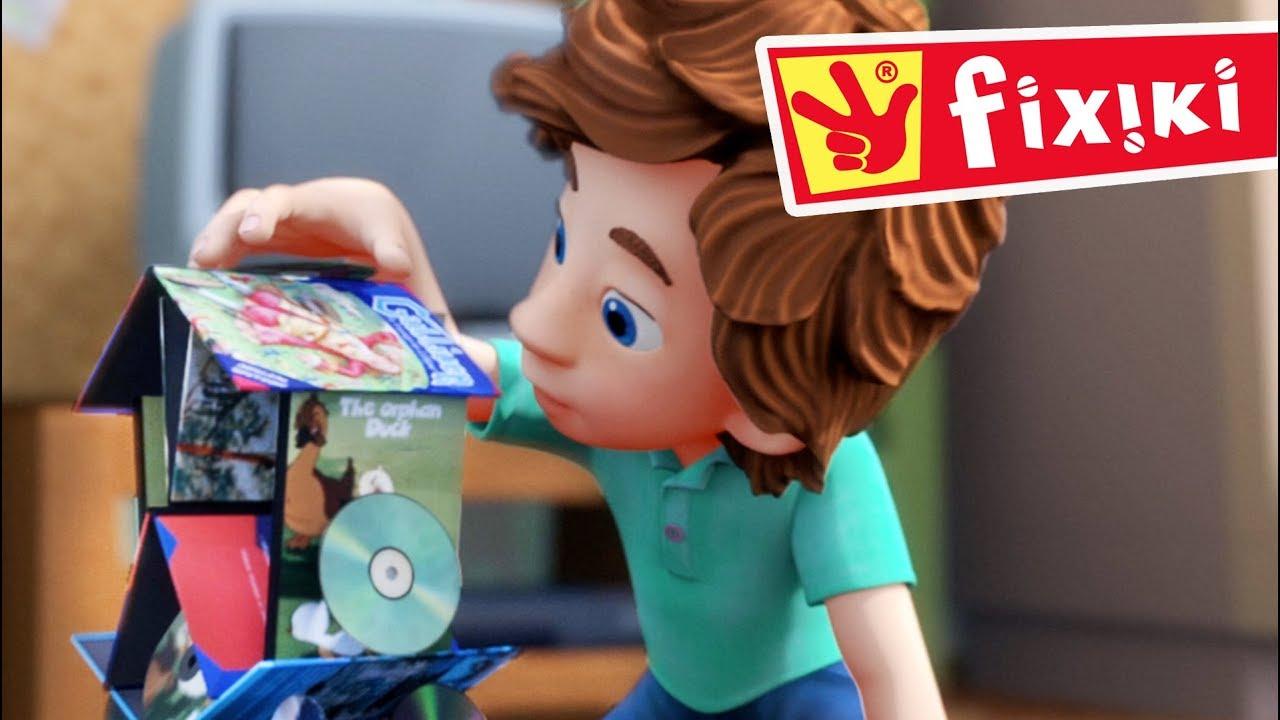 FIXIKI - DVD-ul (Ep. 10)   Desene animate copii