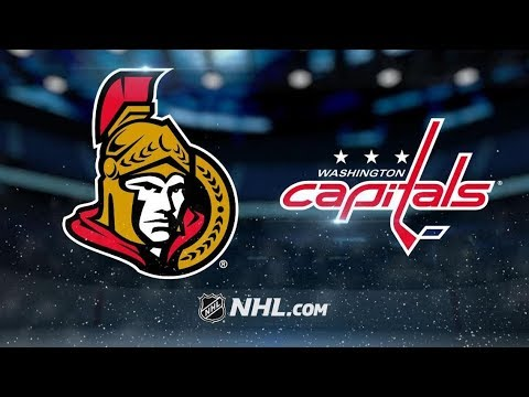 Washington Capitals vs Ottawa Senators | Dec.29, 2018 | Game Highlights | NHL 2018/19 | Обзор матча