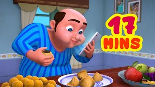 Lalaji Aur Mobile Phone and much more | Hindi Rhymes Collection for Children | Infobells