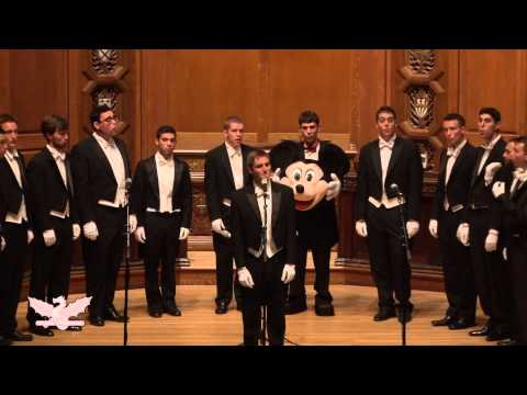 Rainbow Connection - The Yale Whiffenpoofs of 2014