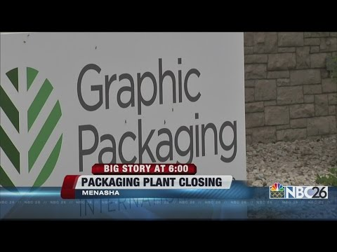 Graphic Packaging In Menasha Closing