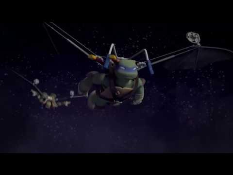 TMNT -Turtles singing