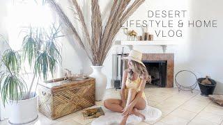 Desert Lifestyle Vlog | Decor + Upcycling + Succulents