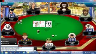 Full Tilt Session | 1-19-2015 | 3,000 No Limit Hold