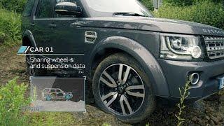 Jaguar Land Rover Demonstrates All Terrain Self Driving