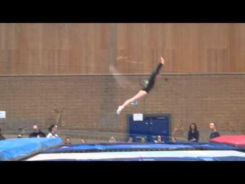 ATC Results Video - Regional Trampoline Competition - Farnborough Feb 1st 2015