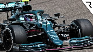 Why Vettel's Aston Martin F1 debut was so bad