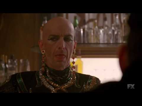 Liz Taylor  no pity party in my bar  Denis O'Hare