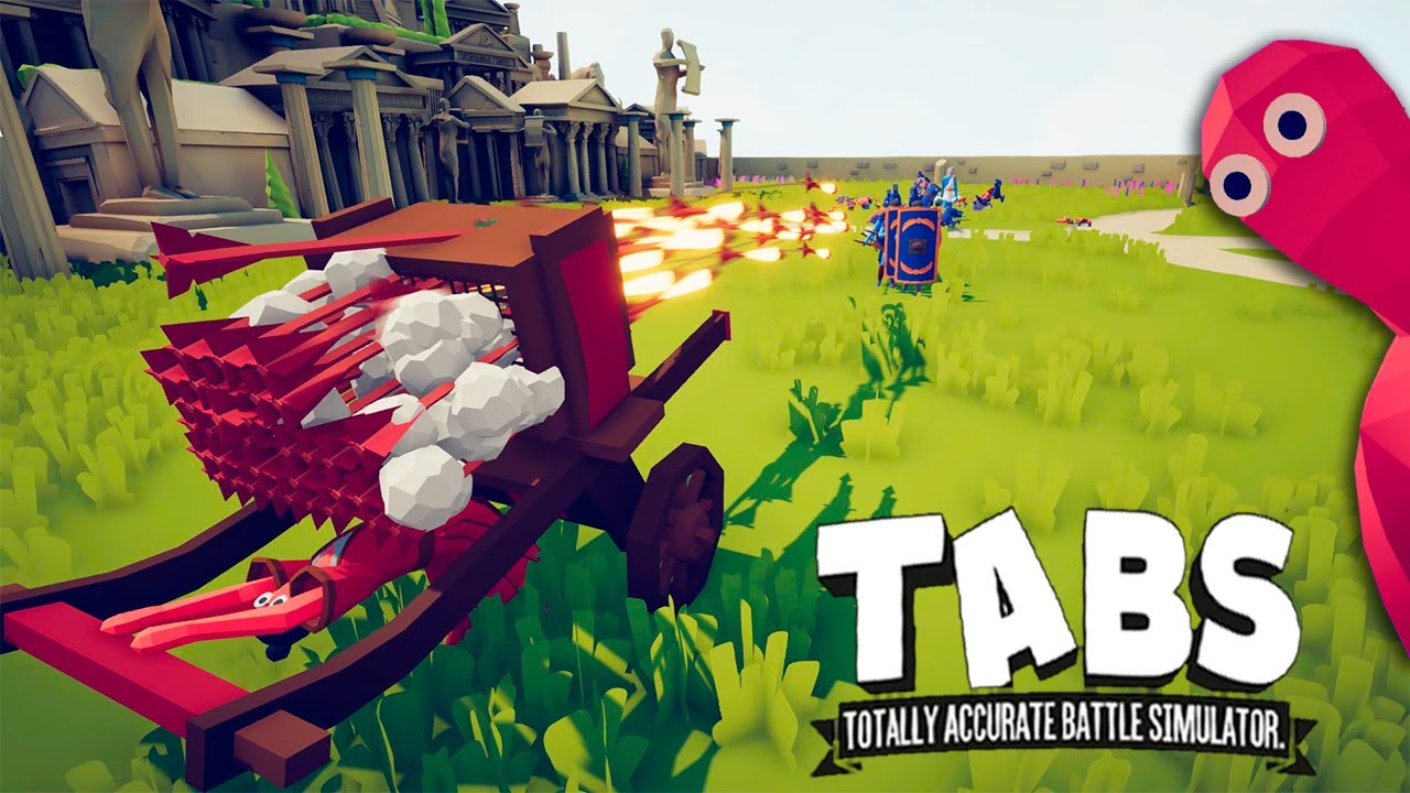 НА ПРИЦЕЛЕ! Безумные СРАЖЕНИЯ в Игре Totally Accurate Battle Simulator TABS/ТАБС от Cool GAMES
