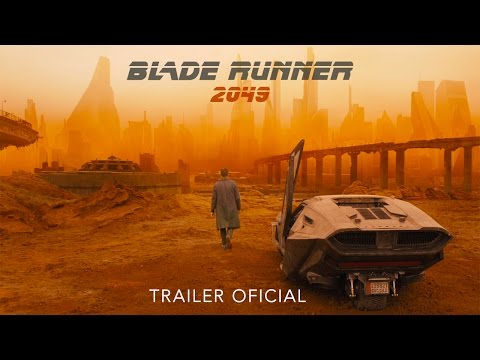 Blade Runner 2049 - Trailer Oficial - Sony Pictures
