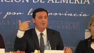 El presidente de Almería destaca el gran potencial de la ciudad en el sector turístico