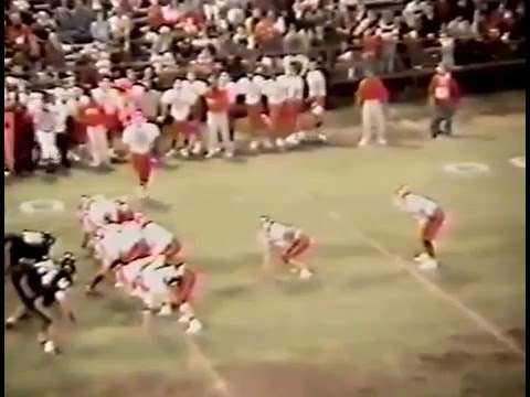 1991 Stilwell Indians at Wagoner Bulldogs Football