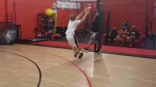 Basketbol 1 e 1 ( ağırlık merkezi )