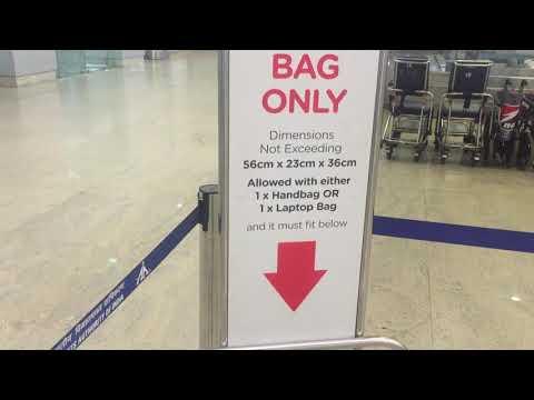 Ручная кладь авиакомпании Air Asia в 2019 году: правила провоза